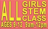 ALL GIRLS STEM CLASS
